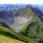 Pfeilspitze und Stablsee © Gipfelfieber.com