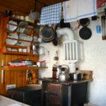 Gemeinschaftsraum mit Kochgelegenheit © Gipfelfieber.com