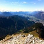 Blick in Richtung Alpenhauptkamm © Gipfelfieber.com