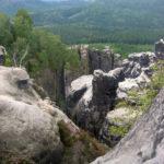 Ausstieg Häntzschelstiege © Gipfelfieber.com