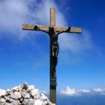 Gipfelkreuz am Berchtesgadener Hochthron © Gipfelfieber.com