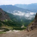 Blick zurück ins Schinderkar © Gipfelfieber.com