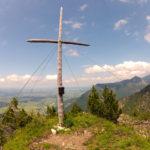 Gipfelkreuz am Zundereck © Gipfelfieber.com