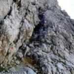 Kletterei im Klettersteig © Gipfelfieber.com