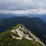Auf dem südlichen Grat geht es bergab © Gipfelfieber.com