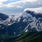 Wolken über dem Geißlberg © Gipfelfieber.com