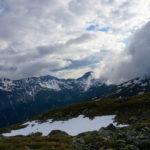 Schließlich stülpen sich die Wolken über den Berg © Gipfelfieber.com