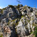 Der Gipfel des Ettaler Manndls © Gipfelfieber.com