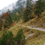 Unschwer führt der Weg in Richtung Tanner-Alm © Gipfelfieber.com