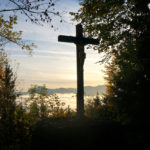 Ein Kreuz am Wegesrand © Gipfelfieber.com