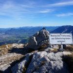 Der Ausstieg © Gipfelfieber.com