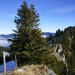 Sonnenberggrat unterhalb des Pürschlingshauses © Gipfelfieber.com