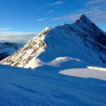Die Hornspitze vom Tuxer Joch aus © Gipfelfieber.com