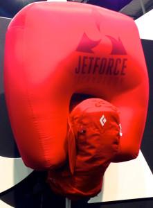 Black Diamond Rucksack mit JetForce Technology © Gipfelfieber.com