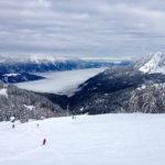Über dem Pressegger See hängt der Nebel © Gipfelfieber.com