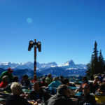 Mittagspause in der Bivacco Hütte © Gipfelfieber.com