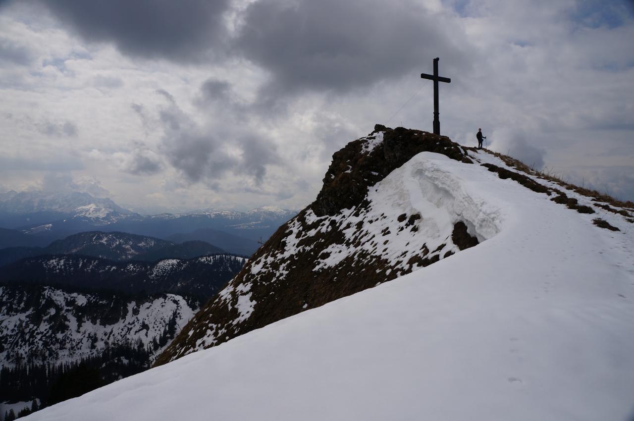 Gipfel des Hochgern © Gipfelfieber.com