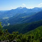 Das Göllmassiv und der Schneibstein © Gipfelfieber.com