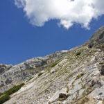 Der Abstieg zur Blaueishütte © Gipfelfieber.com
