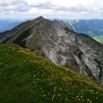 Blick zurück zum Hochunnutz © Gipfelfieber.com