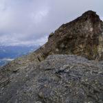 Der Gipfel des Piz Lischana nach dem Felssturz © Gipfelfieber.com