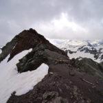 Der gesperrte Gipfelbereich © Gipfelfieber.com