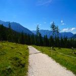 Aufstieg zum Watzmannhaus © Gipfelfieber.com
