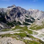 Abstieg ins Wimbachgries © Gipfelfieber.com