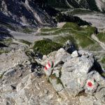Der Abstieg ist laaaaaang © Gipfelfieber.com