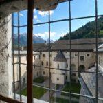 Innenhof des Klosters © Gipfelfieber.com