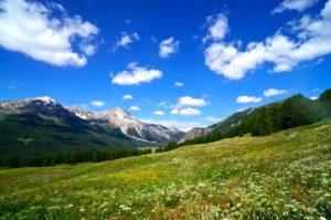 Blick zum Ofenpass im Val Müstair © Gipfelfieber.com