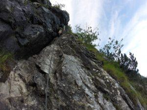 Im Mahdlgupf Klettersteig © Gipfelfieber.com