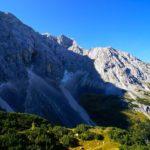 Der Brendelsteig am Fuß der Nordwände der Ödkarspitzen © Gipfelfieber.com
