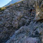 Kleine Klettereinlage © Gipfelfieber.com