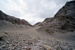 Abstieg durch das Schlauchkar © Gipfelfieber.com