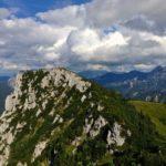 Die Hörndlwand von Westen © Gipfelfieber.com