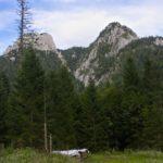 Blick zurück in die steile Rinne © Gipfelfieber.com