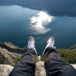 An der Kante... © Gipfelfieber.com