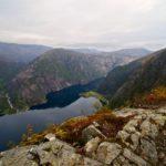 Das hintere Ende des Åkrafjords © Gipfelfieber.com