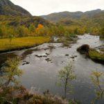Der Zufluss des Langfoss-Wasserfall © Gipfelfieber.com