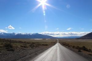 Chile: Auf dem Weg zum Nationalpark Torres del Paine © Daniela Sommer