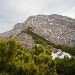 Blick auf den weiteren Aufstieg zur Kreuzspitze vom Schwarzenköpfel © Gipfelfieber.com