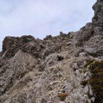 Ein bisschen Fels muss durchstiegen werden © Gipfelfieber.com