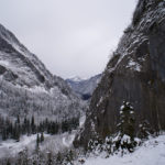 Blick aus der Saugasse zum Hohen Bret © Gipfelfieber.com