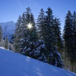 Die ersten Sonnenstrahlen des Tages © Gipfelfieber.com