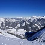 Berwang erfreut sich der Wintersonne © Gipfelfieber.com