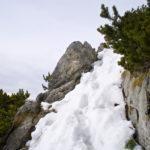 Steig zum Roßstein mit alpinem Charakter © Gipfelfieber.com