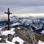 Gipfelkreuz vom Buchstein © Gipfelfieber.com