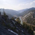 Blick in die Rheinschlucht © Gipfelfieber.com