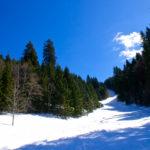 Aufstieg über die Piste © Gipfelfieber.com